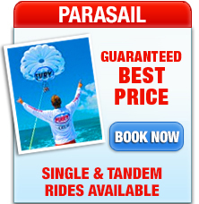 parasailing key west